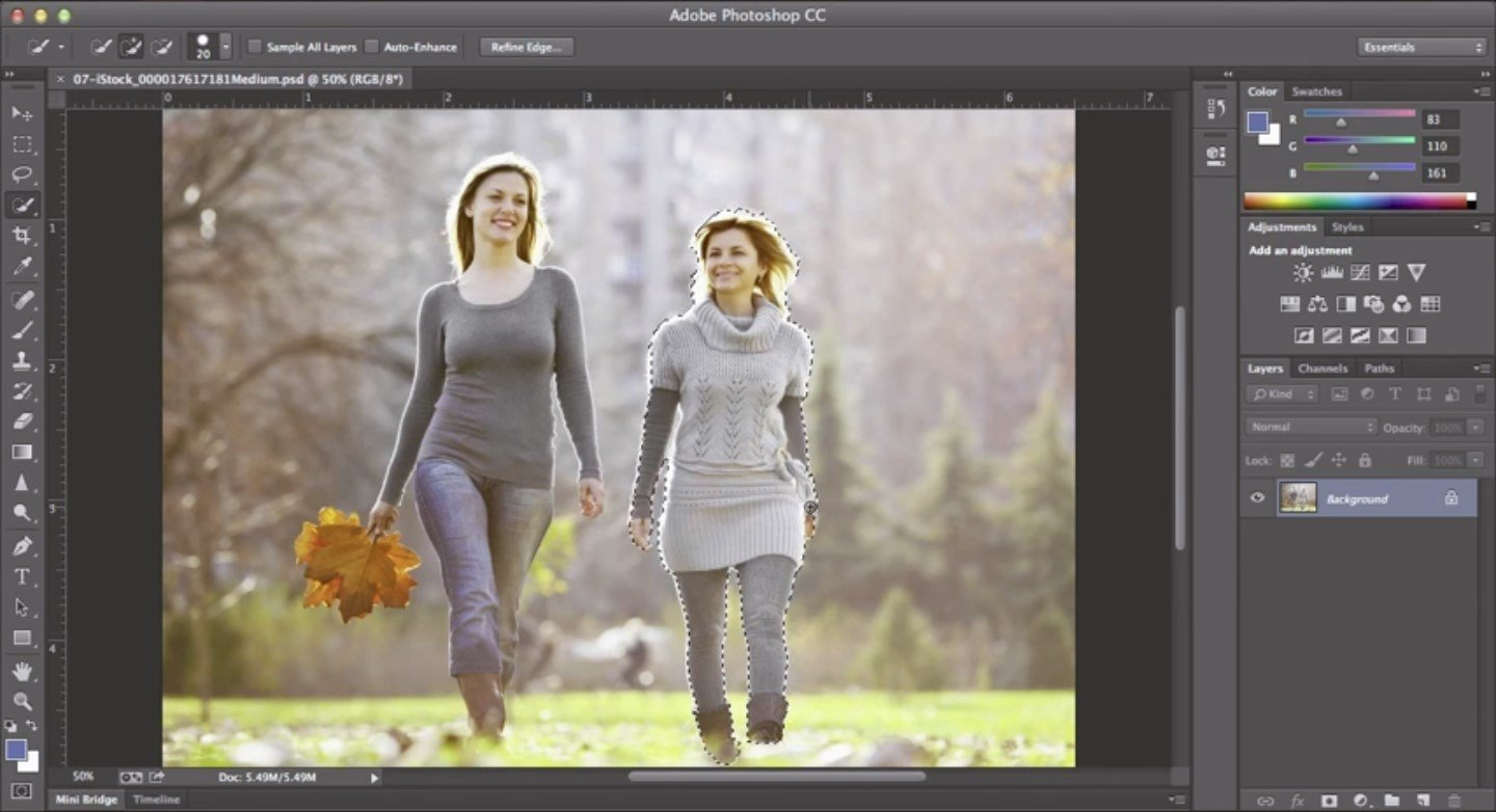 Adobe Photoshop CC 2019 - Download for Mac Free