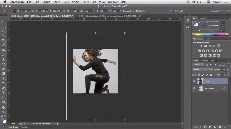 Download Adobe Photoshop CC 2018 Mac - Free