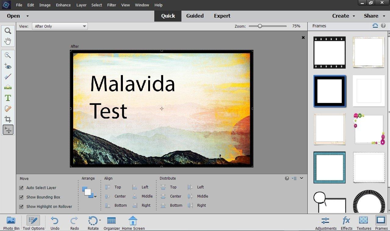 6/10 (163 valutazioni) - Download Adobe Photoshop Elements gratis. Con Adobe Photoshop Elements potrai ritoccare le tue immagini in modo facile. Scarica Adobe Photoshop Elements e potrai migliorare le tue immagini. Adobe Photoshop è il miglior programma di editing fotografico professionale di...