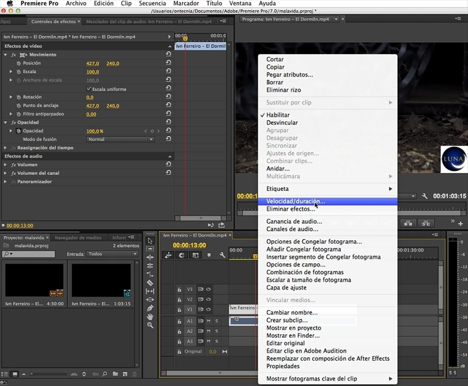 Adobe Premiere Pro CC 2019 - Download for Mac Free