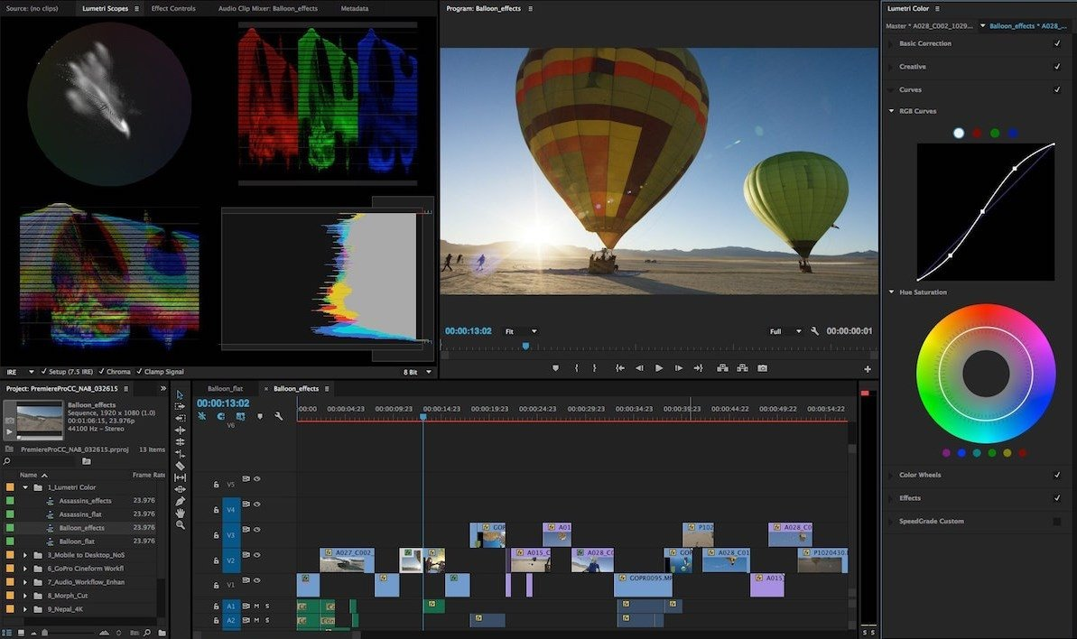 como descargar adobe premiere gratis para pc