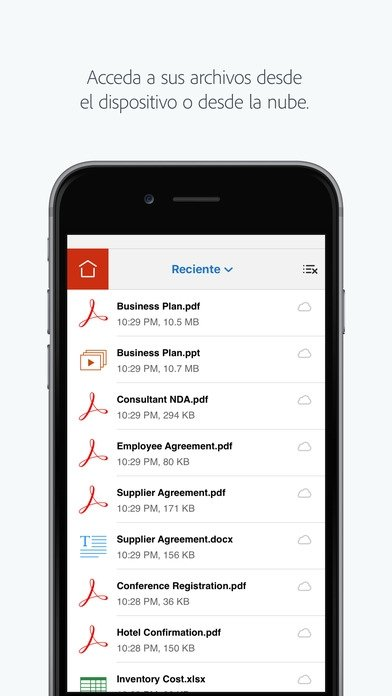Adobe Acrobat Reader - Download for iPhone Free
