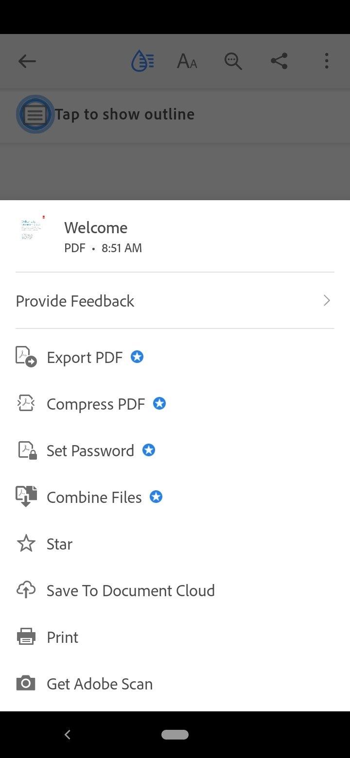 firefox pdf ダウンロード 開く android