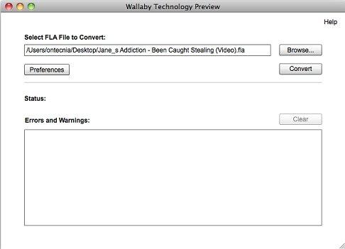 Adobe Wallaby Mac image 4