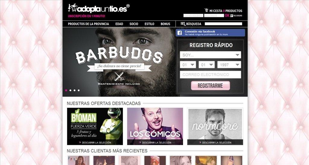 AdoptAGuy Webapps image 5