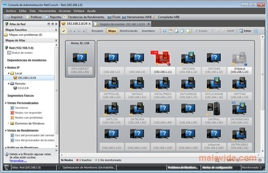 AdRem NetCrunch image 7