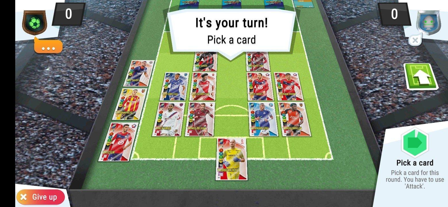 Adrenalyn XL Liga Santander Android image 8