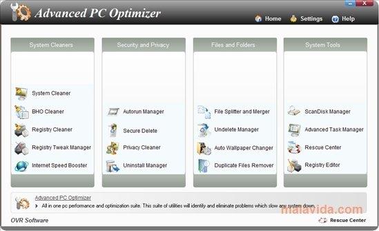 Advanced PC Optimizer image 5