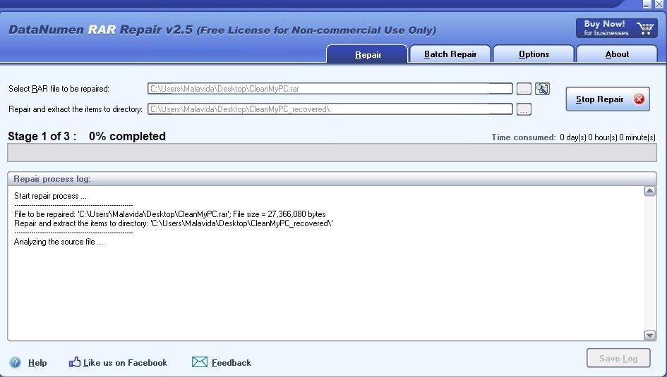 Advanced RAR Repair 2 5 1 0 - Download for PC Free