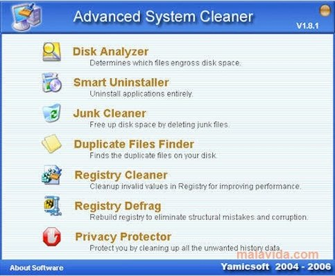Advanced System Cleaner image 3