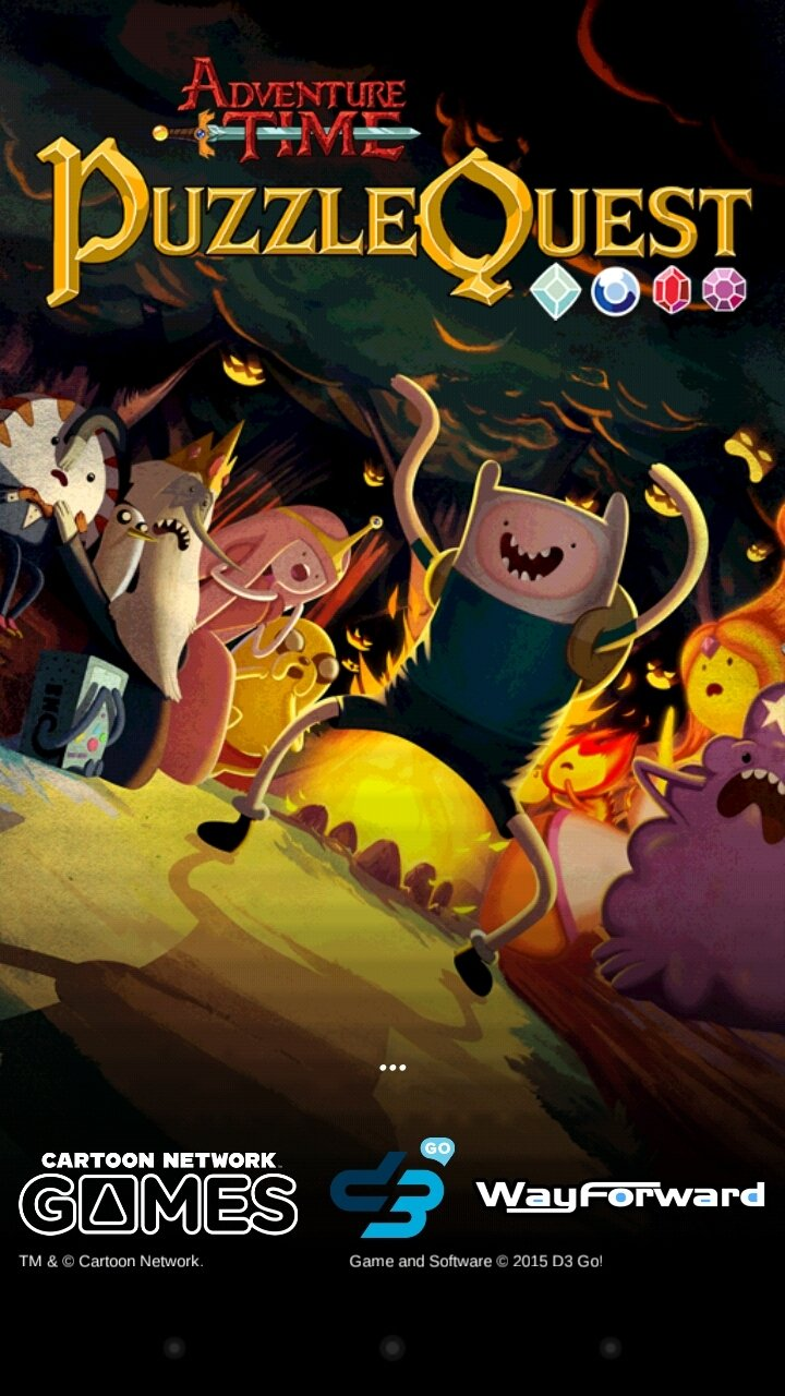 Adventure Time Puzzle Quest Android image 6