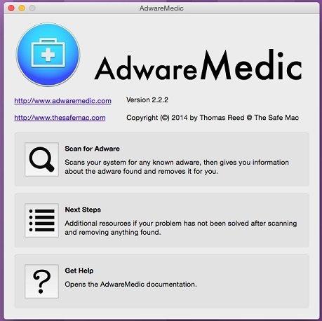 AdwareMedic Mac image 3