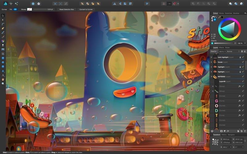 Affinity Designer Mac image 5