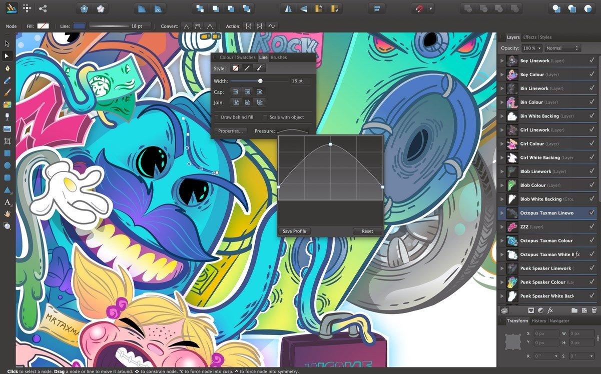 Affinity Designer image 5