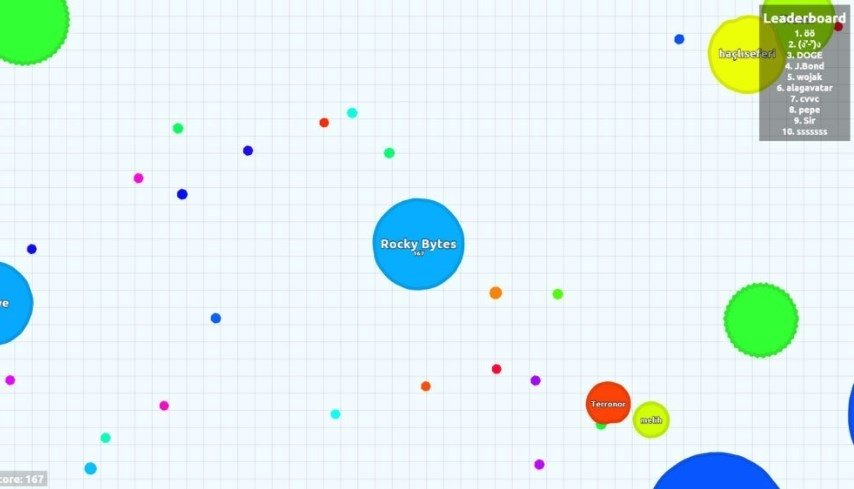 Agar io 4 1 0 0 - Download for PC Free