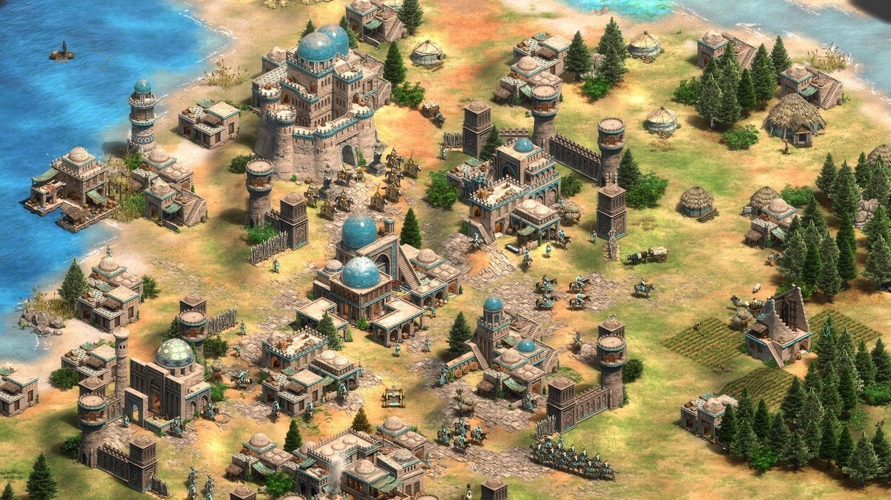 Age Of Empires II: The Age of Kings [Español] [Full] [MU] Age-of-empires-2-4319-1