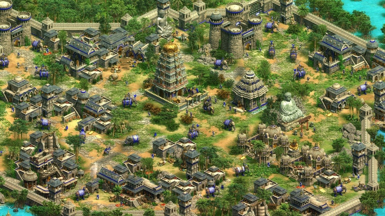 age of empires 2 full version download free