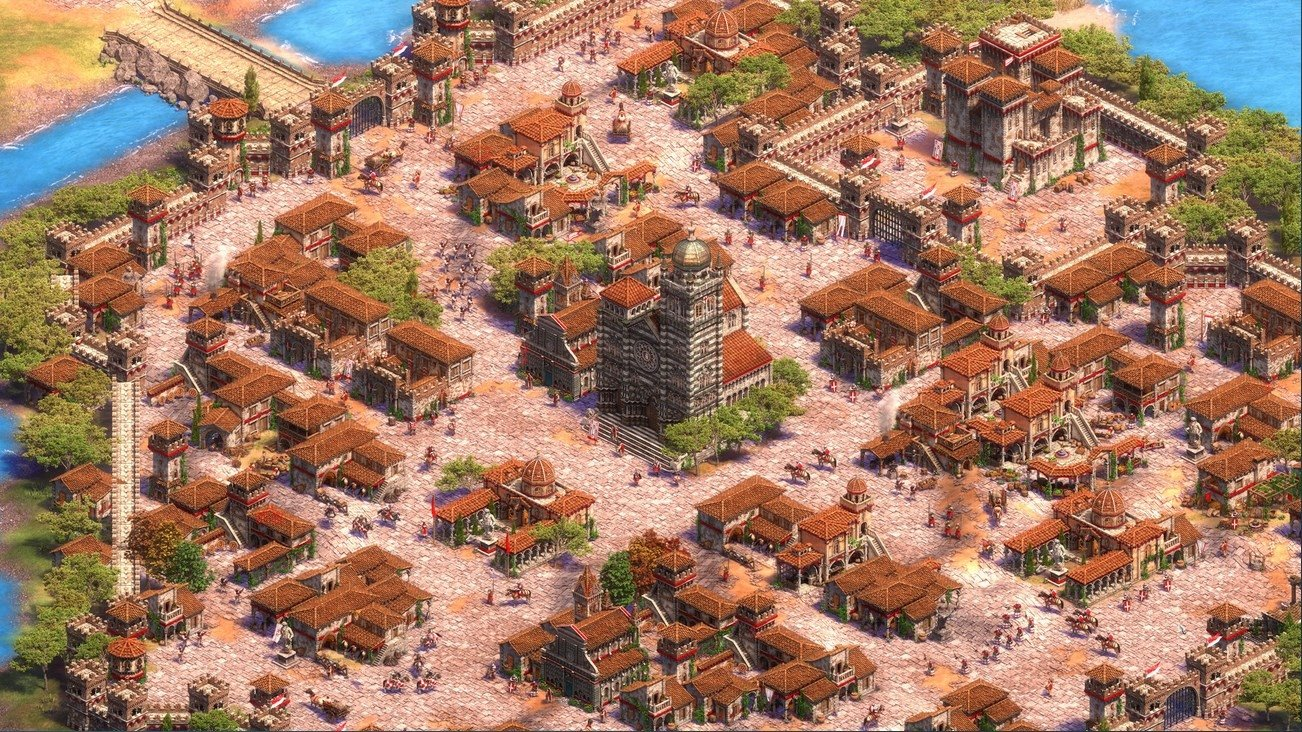 ... Age of Empires 2 image 5 Thumbnail ...