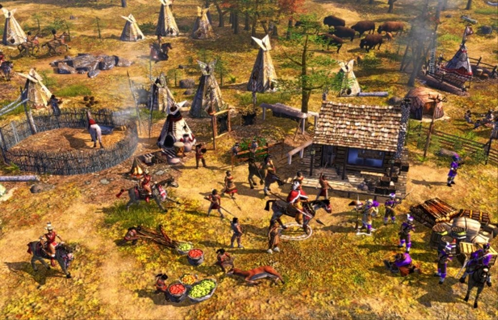 Age of Empires 3 1 1 - Download for Mac Free