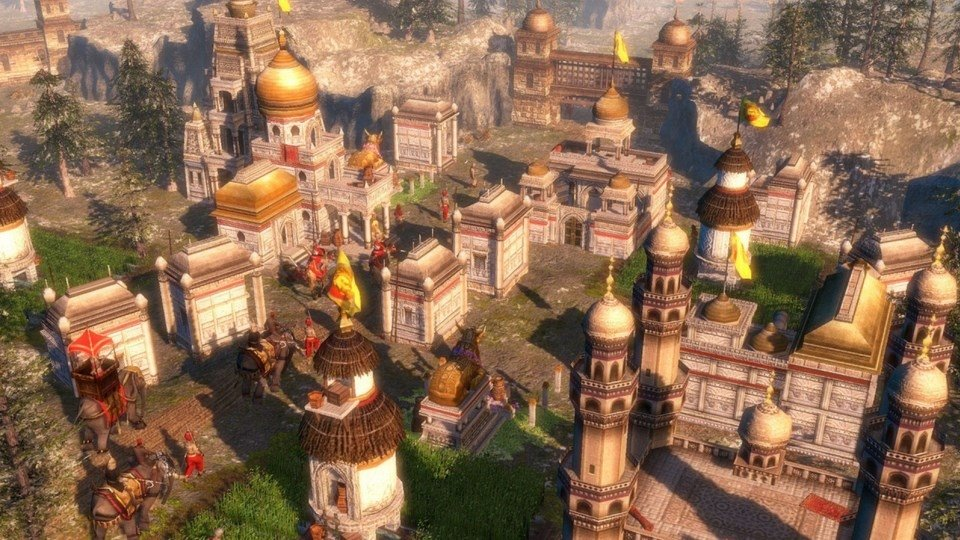 age of empires 3 free download windows 10