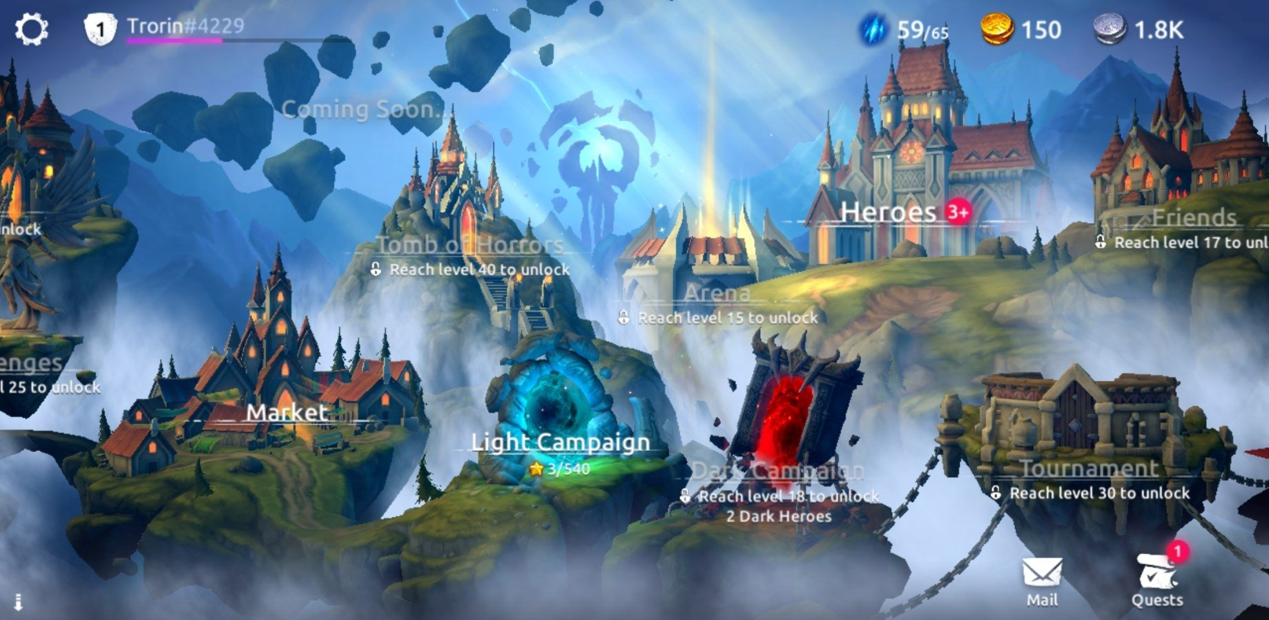 Age of Magic 1 13 2 - Download for Android APK Free
