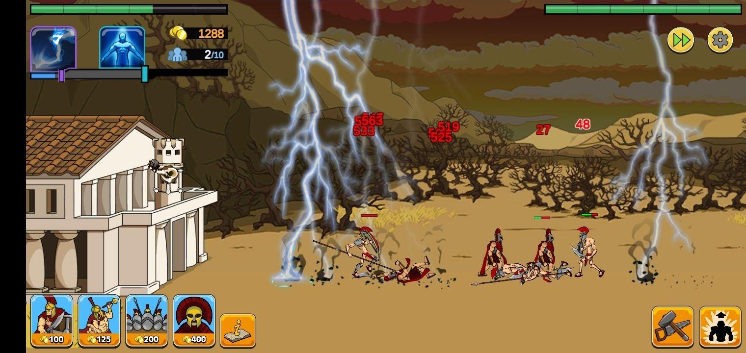age of war 2 free game