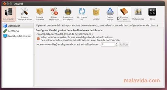 Ailurus Linux image 5