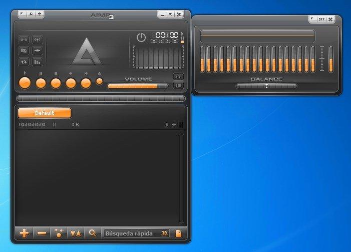 برنامج AIMP 2.50.306 Final العملاق فتشغيل ملفات الصوت بالباتش والكراك Aimp-2912-1