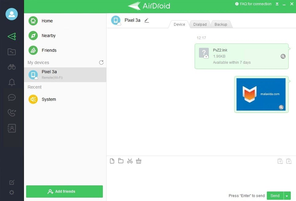 AirDroid 3 6 4 0 - Download for PC Free