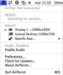AirParrot Mac image 2