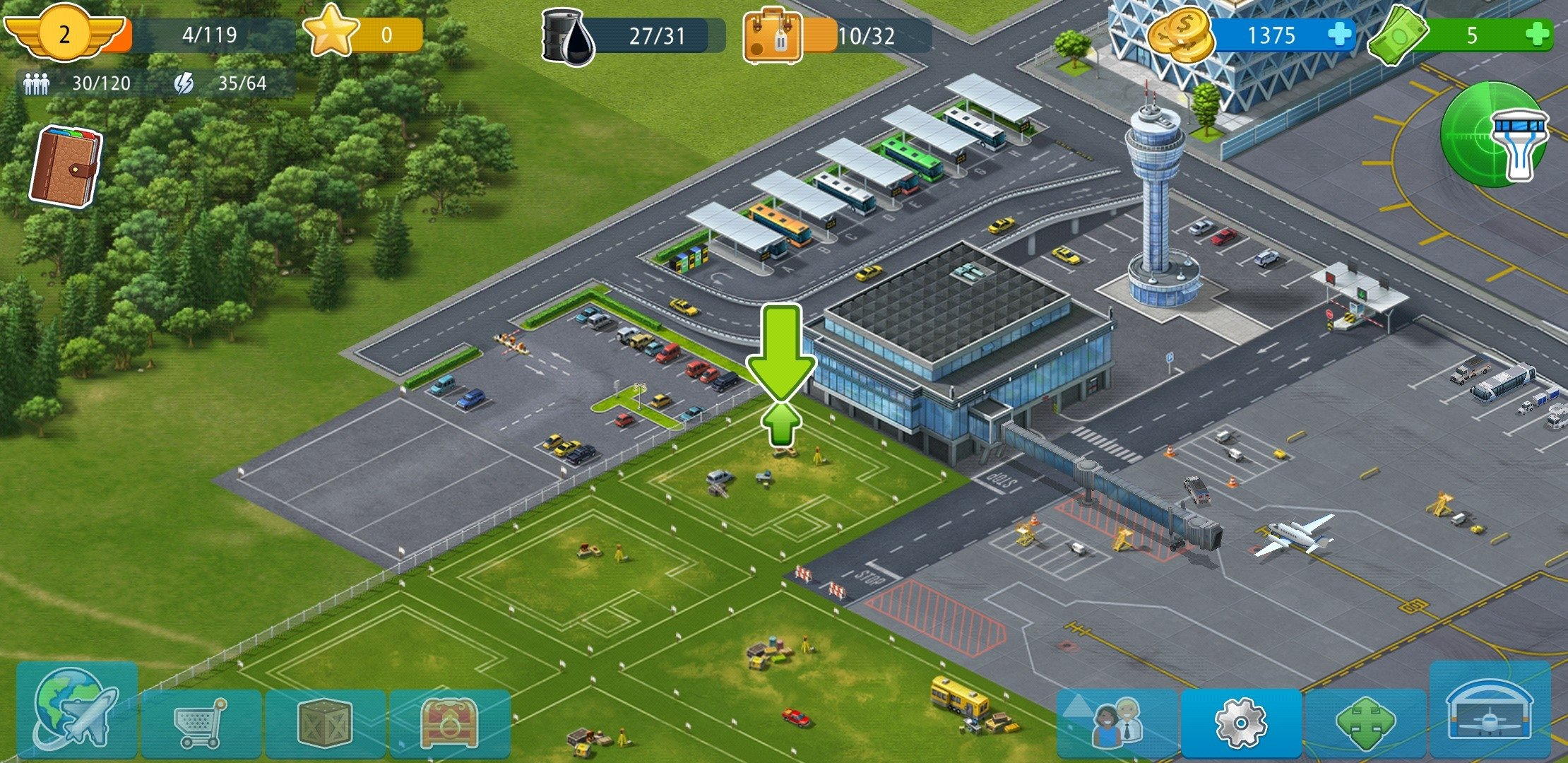 Airport City Android image 8