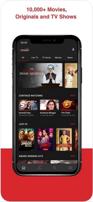 Airtel TV - Download for iPhone Free