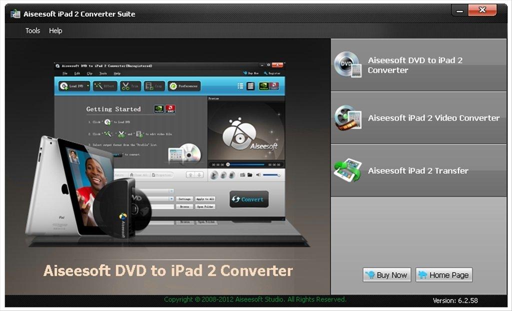 Aiseesoft iPad 2 Converter image 6