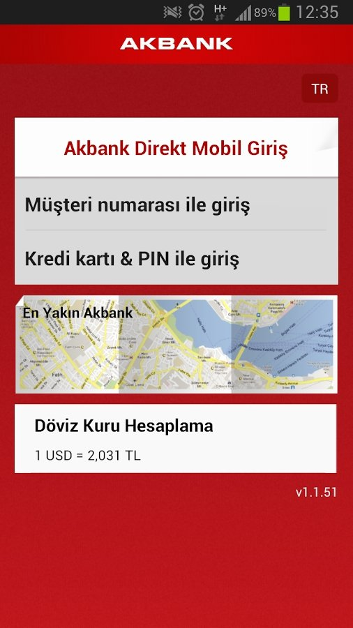 Akbank Direkt Android image 5
