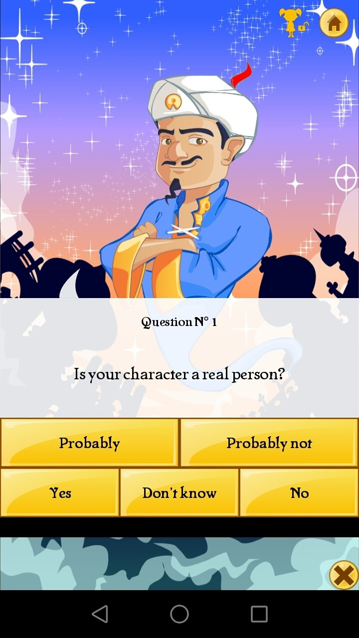 Akinator 7 0 7h - Download for Android APK Free