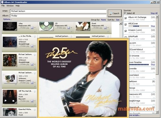 Album Art Downloader image 5