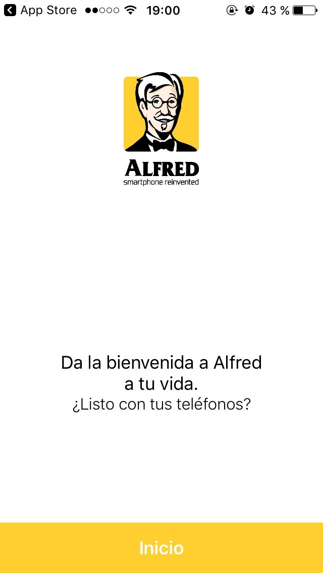 Alfred Camera App