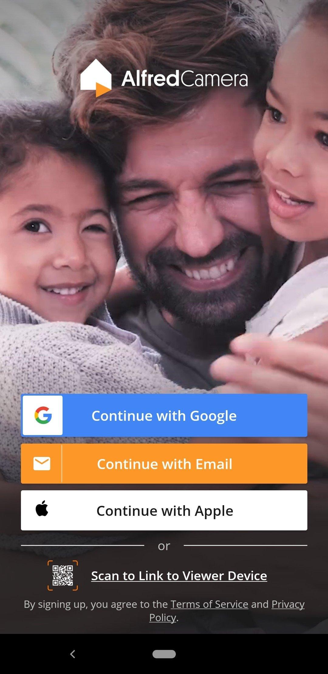 Alfred Cámara de vigilancia Wifi 3 16 6 - Descargar para Android APK