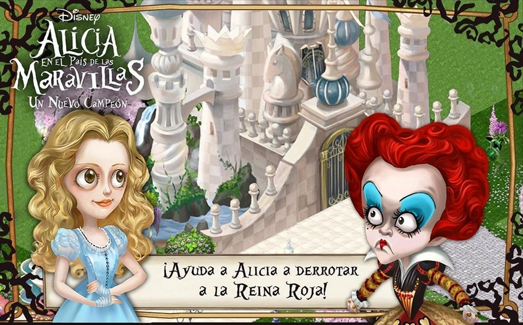 Alice in Wonderland Android image 5