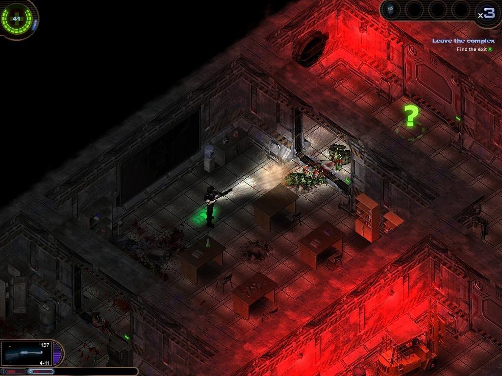 لعبة alien shooter 5