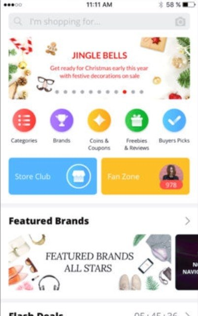 AliExpress Shopping App iPhone image 5