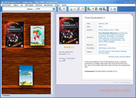 All My Movies image 5