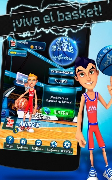 All Star Liga Endesa Android image 8