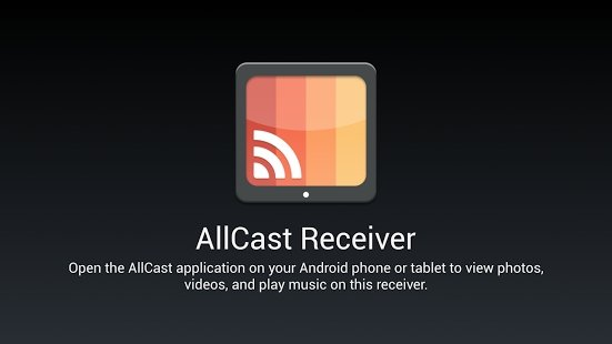 AllCast Receiver Android image 3