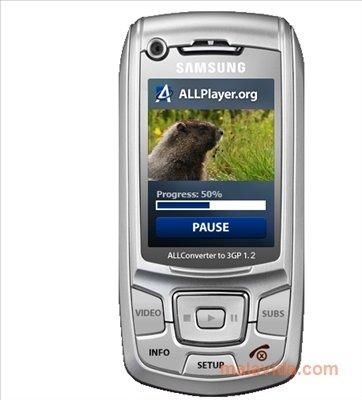 ALLConverter to 3GP image 3
