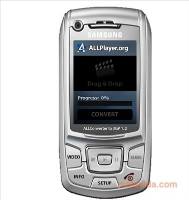 ALLConverter to 3GP 1 2 - Download for PC Free