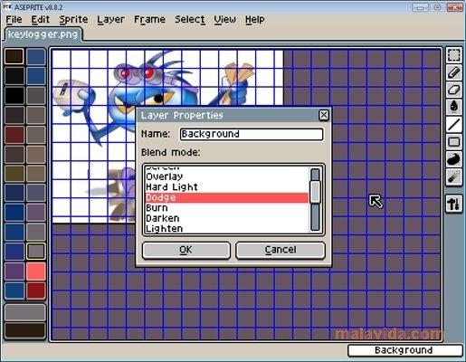 Allegro Sprite Editor 1 2 13 - Download for PC Free