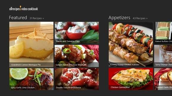 Allrecipes Video Cookbook image 5