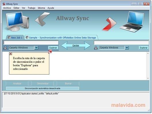 allway sync download