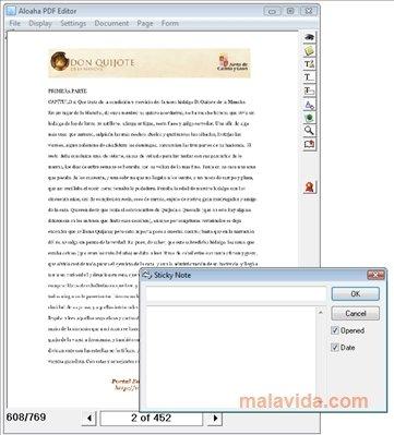 Aloaha PDF Suite image 4